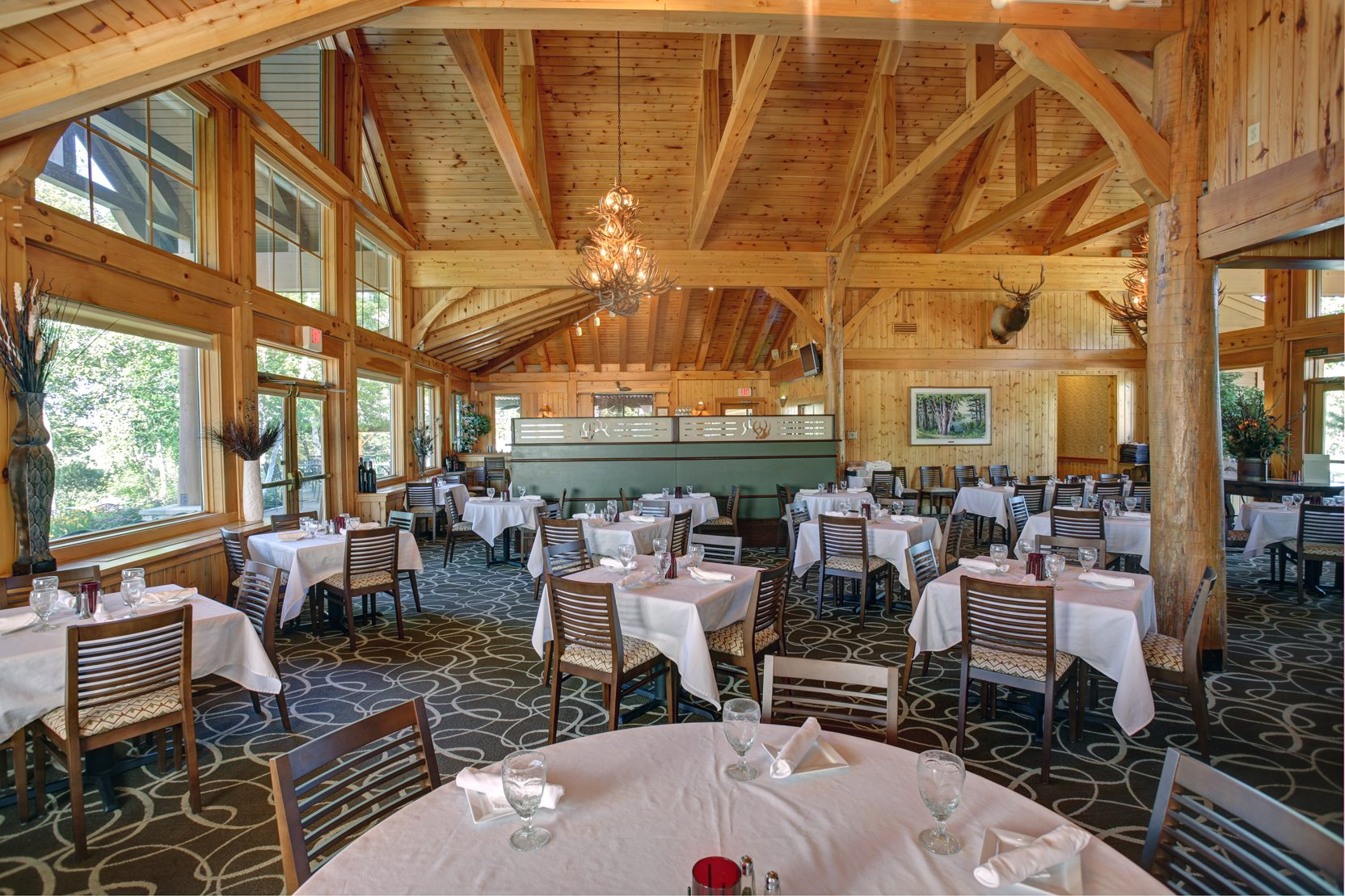 Antler\'s Brainerd Lakes Area Fine Dining at Breezy Point Resort ...