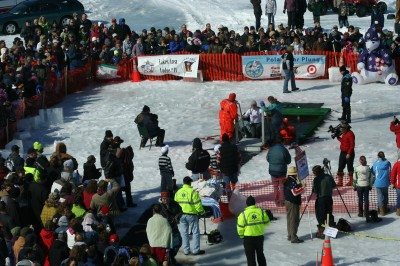 the polar plunge at breezy point