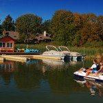 boat marina I