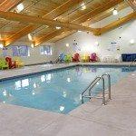 Pool at Breezy Inn