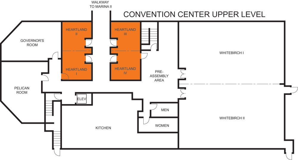 Heartland Rooms floorplan