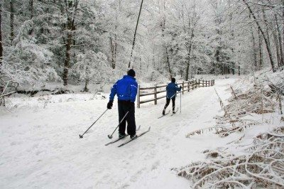 cross country skiing in minnesota