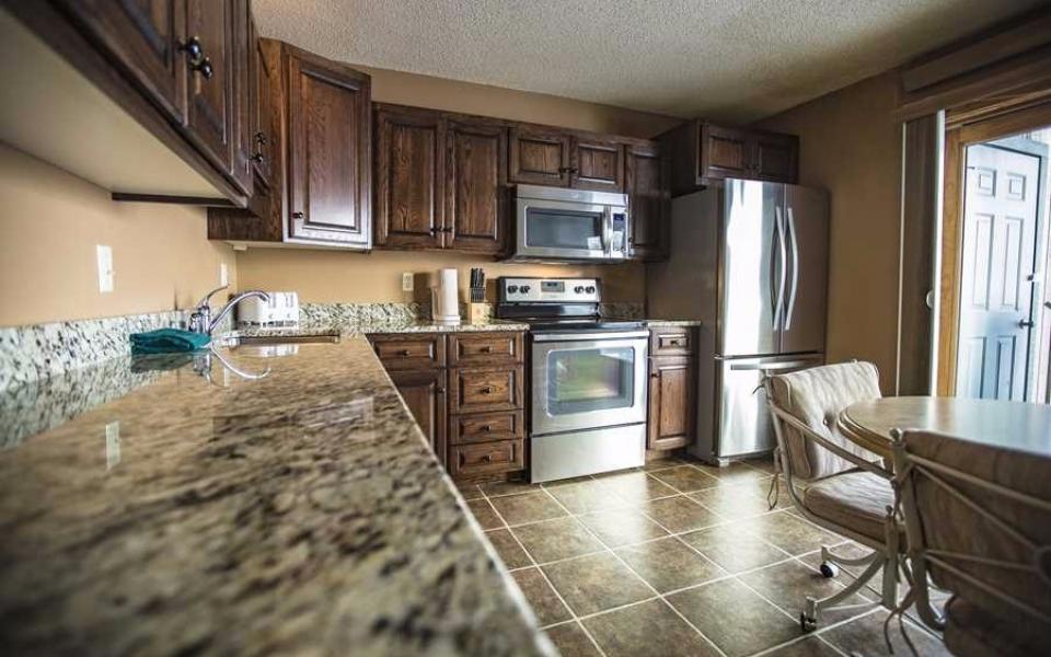 Unit 461 Kitchen