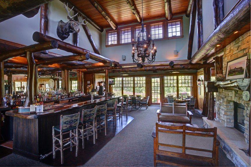 Deacon S Lodge Restaurant
