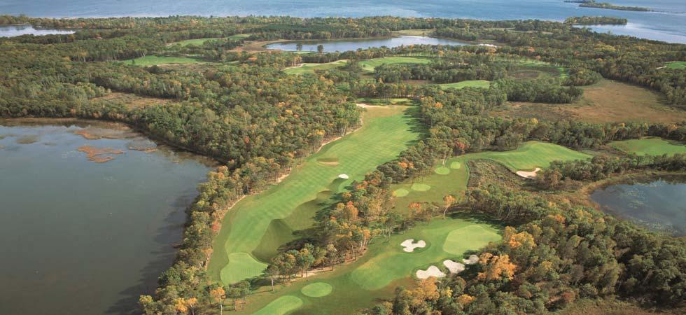 deacons golf course