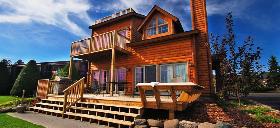 Minnesota Lake Resort Breezy Point Lodging