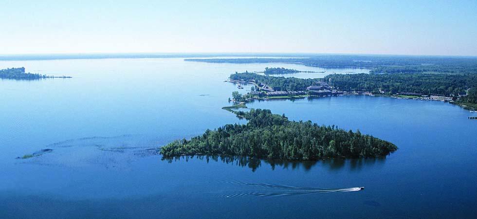 Pelican Lake - Minnesota Fishing and Recreation Destination - Breezy Point Resort | Breezy Point Resort - The Minnesota Resort