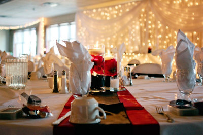Brainerd Lakes Wedding Dining And Catering Breezy Point Resort - Table one catering