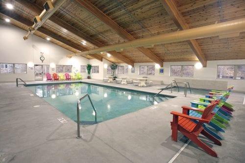 Breezy Inn Suites Indoor Swimming Pool Breezy Point Resort The Minnesota Resort